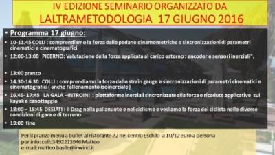 programma seminario 17 giugno 2016 segnali dalla forza